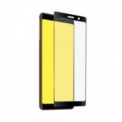 Screen Glass Protector 5d Nokia 7 Black
