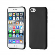 Apple Iphone 6/6s Silicone Case Flexible Corner Color Black