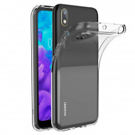 Capa Silicone Huawei Y5 2019 Transparente