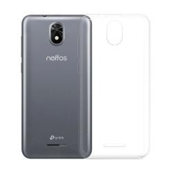 Silicone Case Neffos C5 Plus Transparent