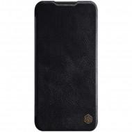 Flip Capa Nillkin Quin Leather Para Samsung Galaxy S20 5g Black