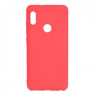 Capa Silicone Gel Xiaomi Mi 6x/A2 Vermelho