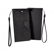 Flip Cover Telone Fancy Case Xiaomi Redmi 8a Black