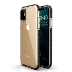 Capa Silicone Gel Bumper Apple Iphone 11 Preto