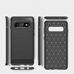 Carbon Cover Lg K50s Black