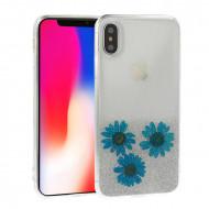 Capa Silicone Dura Com Desenho Flor Vennus Apple Iphone X Amelia Desenho