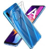 Capa Silicone Samsung S10 Lite Transparente
