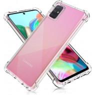 Cover Anti-Shock Samsung Galaxy A51 Transparent