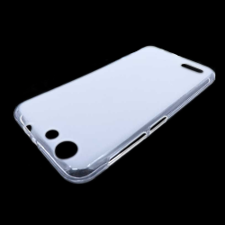 Silicone Cover  Vodafone Smart E8 Transparent