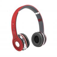 Auscultador Bluetooth S450 Stereo Vermelho