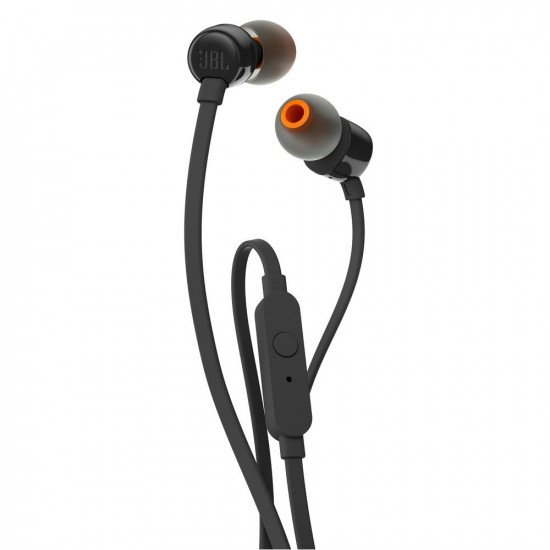 Earphones Jbl Tune 110 In Ear Micro 3.5mm Black