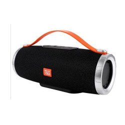 Speaker Tg109 Portable Wireless Speaker With Bluetooth Black