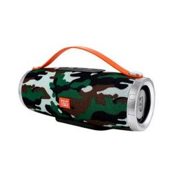 Speaker Tg109 Portable Wireless Speaker With Bluetooth Military