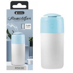 OnePlus R5038 Blue Air and Fragrance Humidifier with 7 Color Led