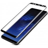 Screen Glass Protector 5d Complete Samsung Galaxy S8 Plus Black