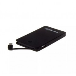 Power Bank New Mobile 2600mah Black