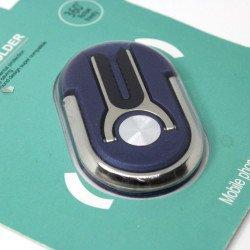 Portable Car Air Vent Mount Holder 360° For Mobile Phone Blue