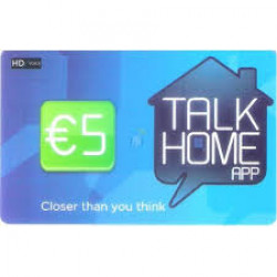 Talk Home 5€ Talktime