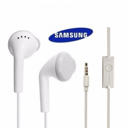 Samsung Headphone Ehs61asfwe White