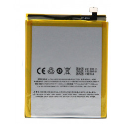 Battery Bt61 Meizu M3 / M3 Note 4000mah Bulk