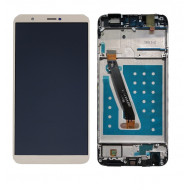 Touch+Display Huawei P Smart Fig-Lx1, Fig-La1, Fig-Lx2, Fig-Lx3 (Com Frame) Dourado