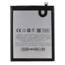 Battery Ba621 Meizu M5 Note 4000mah Bulk