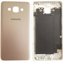 Back Tampa Samsung Galaxy A7 A700 Gold