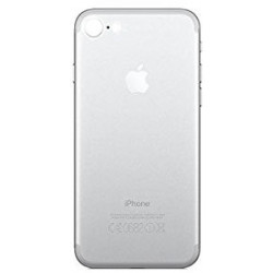 Back Cover Apple Iphone 7 (4.7) Silver