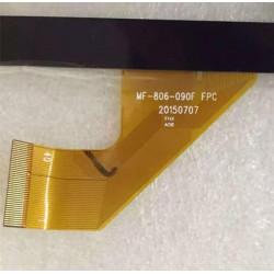"Touch Universal Tab 9.0"" Mf-806-090f Fpc Black"