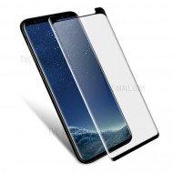 Pelicula De Vidro 5d Completa Curvado Samsung Galaxy S10 Plus Preto
