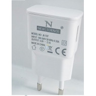 Adapter Travel New Science 2.1a Tk-T07 White
