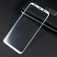Screen Glass Protector Curvado Samsung Galaxy S8 Plus White
