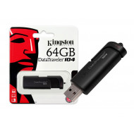 Pen Drive Kingston 64GB Data Traveler 104  Usb Flash Dt104