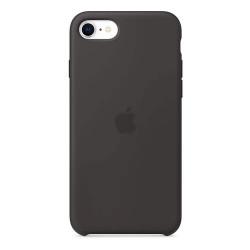 Apple Iphone 6/6s Silicone Case Black Premium