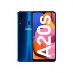 Samsung Samsung Galaxy A20s Sm-A207f/Ds 3gb/32gb Dual Sim Blue