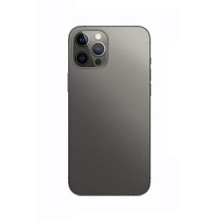 Tampa Traseira Apple Iphone 12 Pro Max Graphite