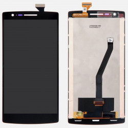 Touch+Lcd One Plus One / 1+1 Black