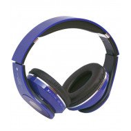 Auricular Stereo Bluetooth Mp3 (Stn-16) Blue