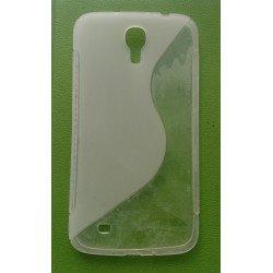 Silicone Cover Samsung Galaxy Mega 6.3 I9200 / I9208 Transparente