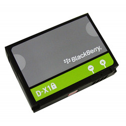 Bateria D-X1 Blackberry 8900 9500 9530 9550 9630 9650