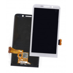 Touch+Lcd Blackberry Z30 White