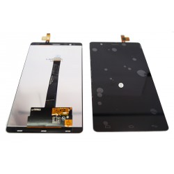 Touch+Display Bq Aquaris E5 Tft5k0858fpc Preto