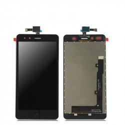 Touch+Lcd Bq Aquaris X5 Black