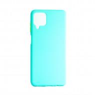 Capa Silicone Dura Samsung Galaxy A12 / A125 Verde