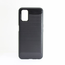 Carbon Cover Oppo A72 Black