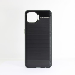 Carbon Cover Oppo A93 Black
