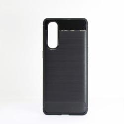 Carbon Cover Oppo Reno 3 Pro 5g Black