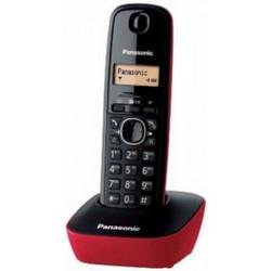 Telefone Panasonic - Kx-Tg1611sph Vermelho