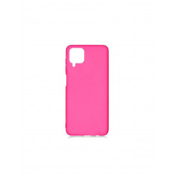 Hard Silicone Cover SAMSUNG GALAXY A12 / A125 PINK