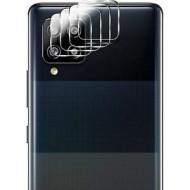 Protetor Camera Samsung Galaxy A12 Transparente